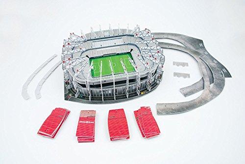 Giochi Preziosi Nanostad Puzzle 3d Allianz Arena Bayern Monaco 0 2
