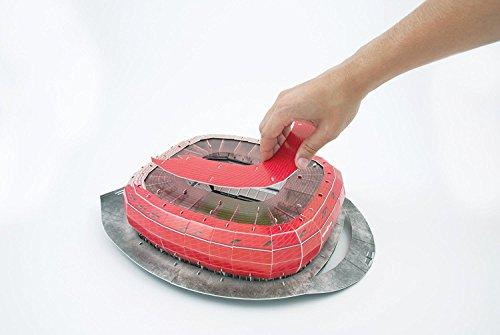 Giochi Preziosi Nanostad Puzzle 3d Allianz Arena Bayern Monaco 0 3