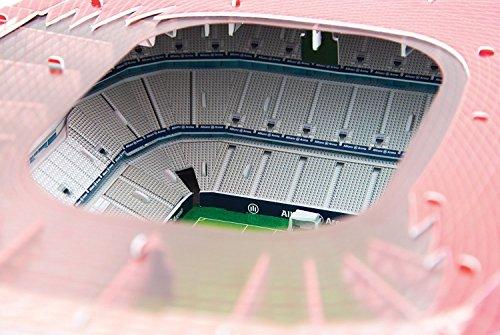 Giochi Preziosi Nanostad Puzzle 3d Allianz Arena Bayern Monaco 0 5