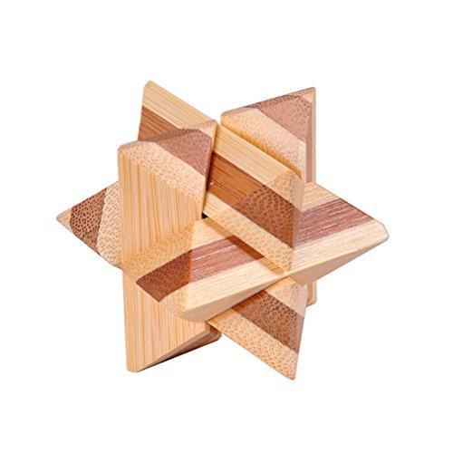 Holzsammlung Set Da 9 Rompicapo In Legno Gioco Di Cube 3d Puzzle Perfetto Regalo Di Natale Per I Tuoi Famiglia Taglia Piccola23 0 2