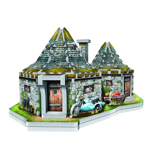 Jh Products Hagrids Hut Puzzle 270 Piece Hoghag 0 1