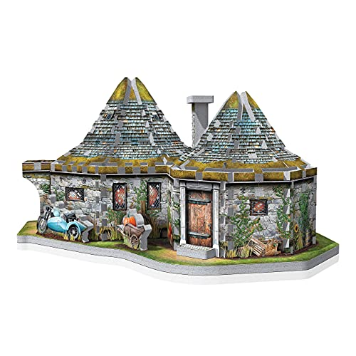 Jh Products Hagrids Hut Puzzle 270 Piece Hoghag 0 5