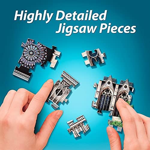 Jh Products Puzzle 3d W3d 202 0 4