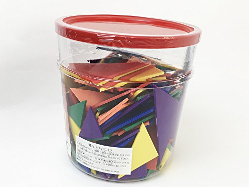 Learning Resources Tangram In Sei Colori Ler0416 6 0 1