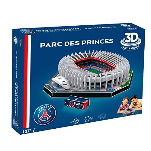 Megableu Puzzle 3d Con Parco Delle Principesse Psg 678263 0