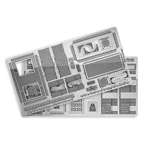 Piececool 3d Kit Per Fai Da Te Modelli Di Naviere In Metallo Tagliato Al Laser Puzzle Per Adulti Arco Di Triomphe 0 0