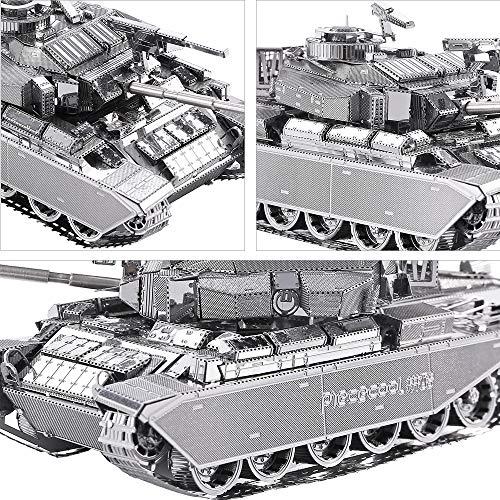 Piececool Centurion Afv Puzzle In Metallo 3d Per Adulti 0 4