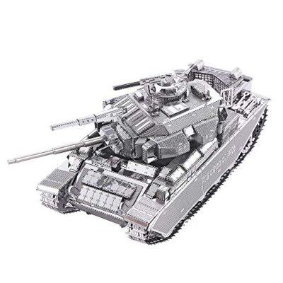 Piececool Centurion Afv Puzzle In Metallo 3d Per Adulti 0