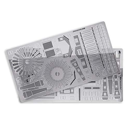 Piececool Metal Modello 3d Puzzle Olandese A Vento In Metallo Modello Per Risveglio 0 3