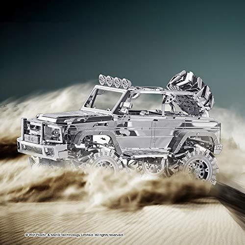 Piececool Suv Off Road Vehicle Kit Modello In Metallo Puzzle 3d In Metallo Per Adulti 0 1