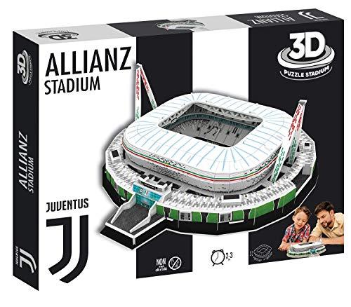Puzzle 3d Allianz Stadium Juventus Fc 0