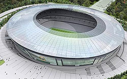 Puzzle Stadio 3d Modello Stadio 3d Shakhtar Donetsk Football Club Collezione Regalo Puzzle Tridimensionale Fatto A Mano Fai Da Te 0 0
