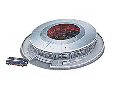 Puzzle Stadio 3d Modello Stadio 3d Shakhtar Donetsk Football Club Collezione Regalo Puzzle Tridimensionale Fatto A Mano Fai Da Te 0