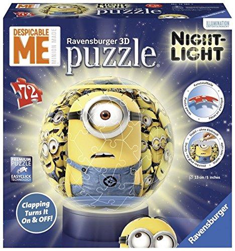Ravensburger Puzzleball Minions Childrens 12185 0 0
