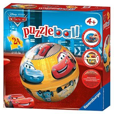 Ravensburger 11456 Disney Cars Puzzleball 24 Pezzi 0