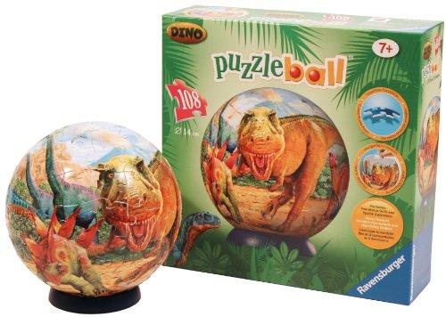 Ravensburger 12206 Puzzleball Dinosauri 108 Pezzi 0 2