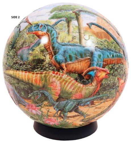 Ravensburger 12206 Puzzleball Dinosauri 108 Pezzi 0 3