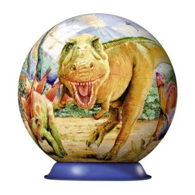 Ravensburger 12206 Puzzleball Dinosauri 108 Pezzi 0