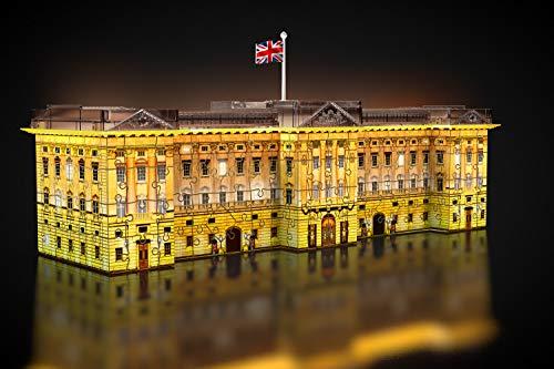 Ravensburger 12529 Buckingham Palace Night Edition Puzzle 3d 0 2