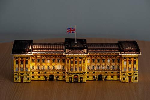 Ravensburger 12529 Buckingham Palace Night Edition Puzzle 3d 0 3