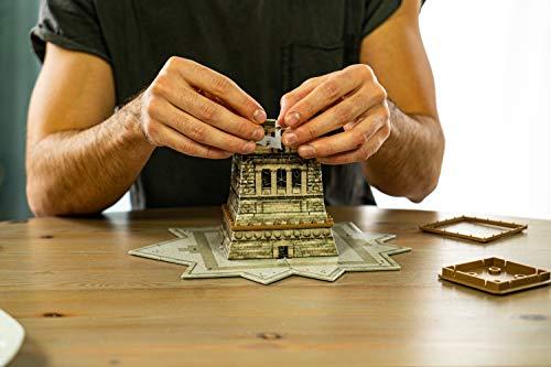 Ravensburger 12596 Puzzle 3d Statua Della Liberta Edizione Speciale Notte Con Led 108 Pezzi Eta Consigliata 8 Puzzle Ravensburger Stampa Di Alta Qualita 0 4