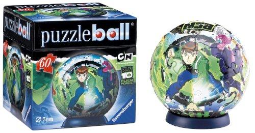 Ravensburger Ben 10 Forza Aliena Puzzleball Da 60 Pezzi 0 0