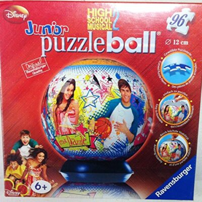 Ravensburger Disney High School Musical 2 96 Piece Puzzleball 0