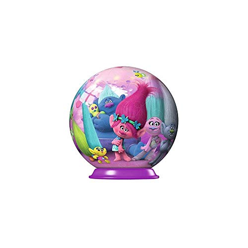 Ravensburger Disney Trolls Mini Puzzleball 54pc 0 0