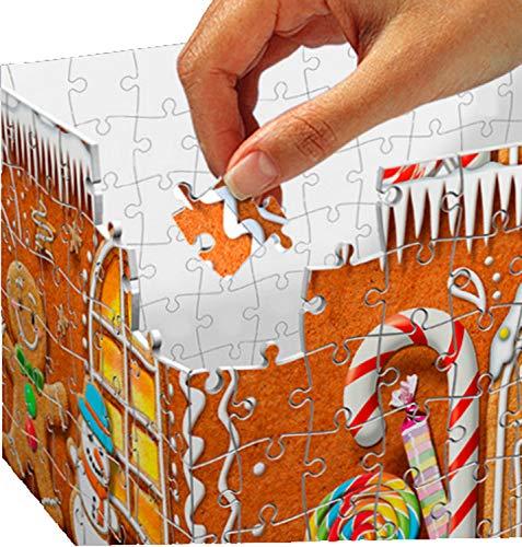 Ravensburger Gingerbread House Multicolore 11237 1 0 2