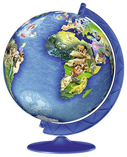 Ravensburger Italy Classics Globo Disney 3d Puzzleball 12343 0 1