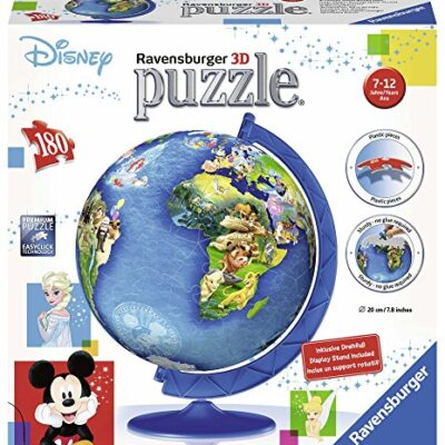 Ravensburger Italy Classics Globo Disney 3d Puzzleball 12343 0