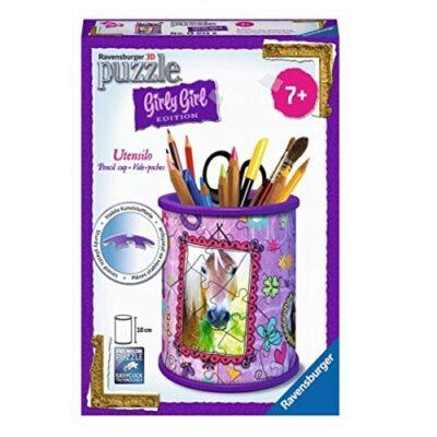 Ravensburger Italy Puzzle 3d Girly Girl Edition Contenitore Decorativo Rap120765 0