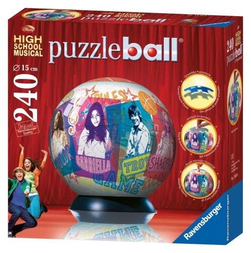 Ravensburger Italy Puzzleball Pezzi 240 High School Musical Giochi E Giocattoli Multicolore 4005556110544 0 0