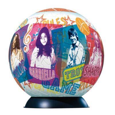 Ravensburger Italy Puzzleball Pezzi 240 High School Musical Giochi E Giocattoli Multicolore 4005556110544 0