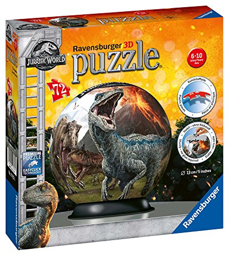 Ravensburger Jurassic World 3d Puzzleball 0 0