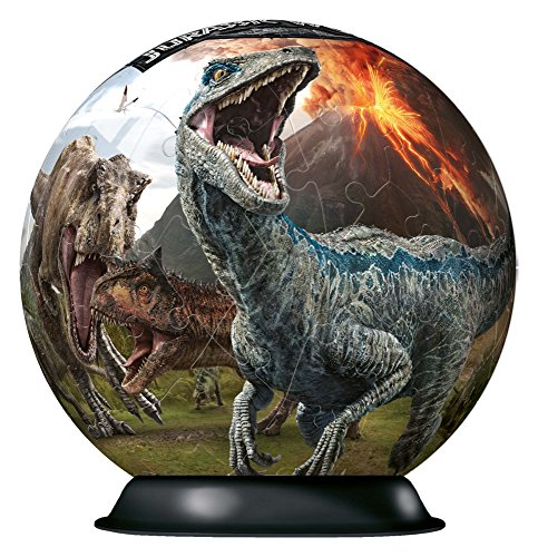 Ravensburger Jurassic World 3d Puzzleball 0 1