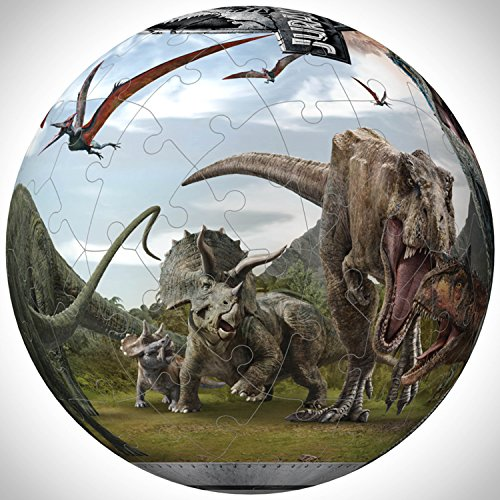 Ravensburger Jurassic World 3d Puzzleball 0 3