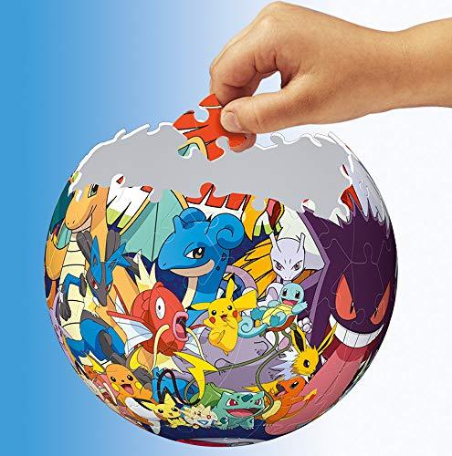 Ravensburger Puzzle 3d Pokemon 72 Pezzi 11785 0 1