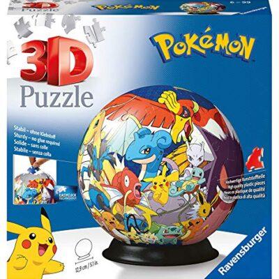 Ravensburger Puzzle 3d Pokemon 72 Pezzi 11785 0