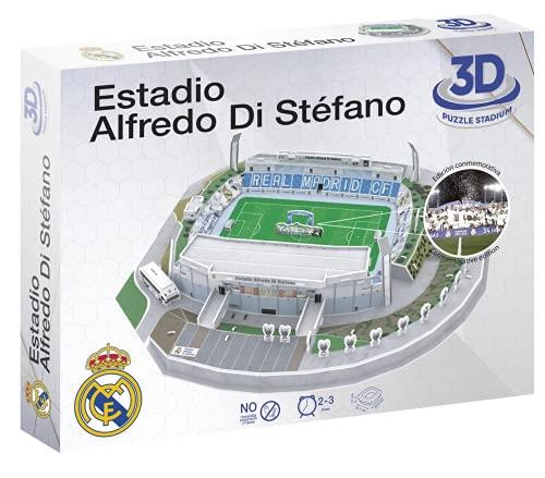 Real Madrid Puzzle Multicolore 100 120 0