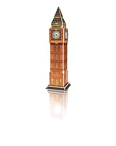 Revell 3d Puzzle Big Ben Un Punto Di Riferimento Di Londra Scopri Il Mondo In 3d Divertiti Per Grandi E Piccini Colori 120 0 2