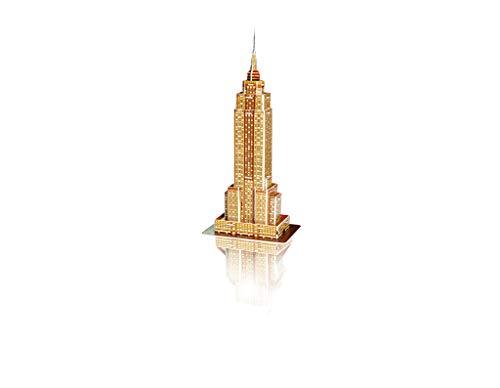 Revell 3d Puzzle Empire State Building Il Grattacielo Un Punto Di Riferimento Di New York Scopri Il Mondo In 3d Divertiti Per Grandi E Piccini Colori 119 0 2