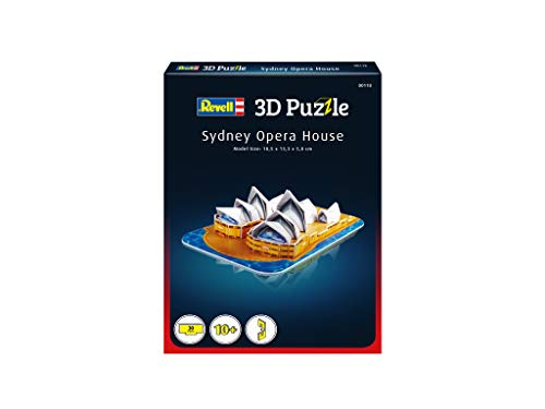 Revell 3d Puzzle Sidney Opera House 0 0