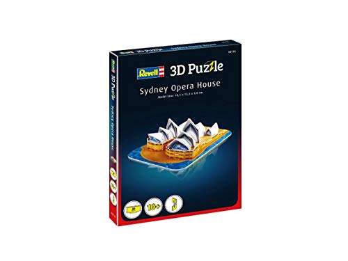 Revell 3d Puzzle Sidney Opera House 0 1