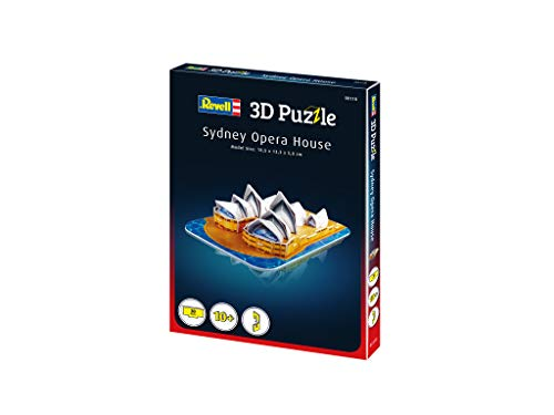 Revell 3d Puzzle Sidney Opera House 0 2