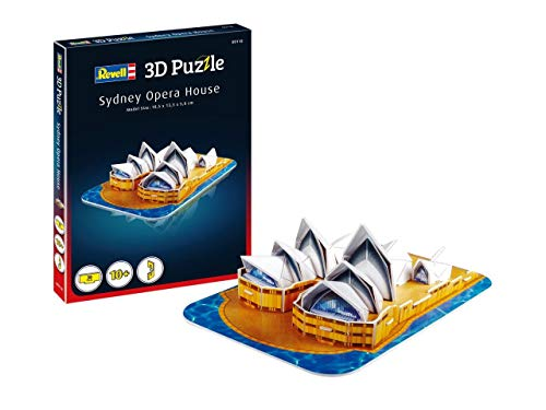 Revell 3d Puzzle Sidney Opera House 0