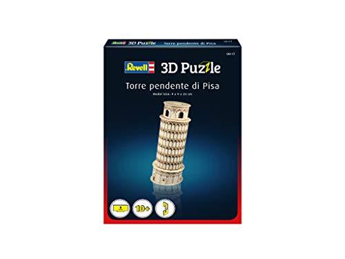 Revell 3d Puzzle Torre Di Pisa 0 0