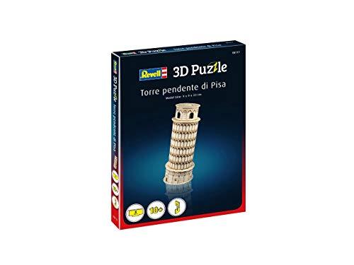 Revell 3d Puzzle Torre Di Pisa 0 1