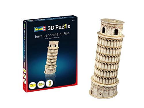 Revell 3d Puzzle Torre Di Pisa 0