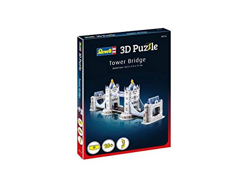 Revell 3d Puzzle Tower Bridge 0 1